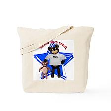 Papa Bear- Best Coach Tote Bag