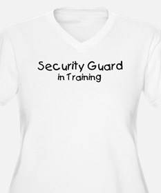 Security Guard in Training T-Shirt
