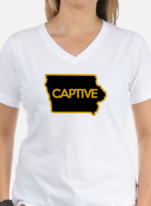 Iowa Captive IA T-Shirt