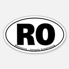 Car Sticker Style9 (Oval)
