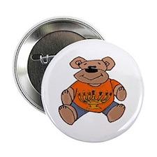 """Kwanzaa Bear 2.25"""" Button"""