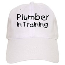 Plumber in Training Baseball Cap
