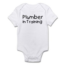 Plumber in Training Onesie