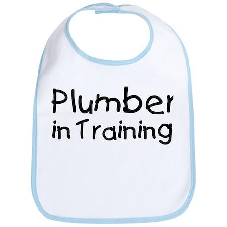 Plumber in Training Bib