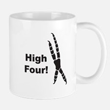 High Four Mugs