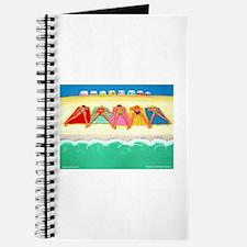 Summer Sun Beach Journal