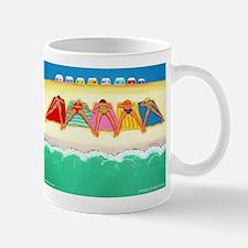 Summer Sun Beach Mug