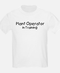 Plant Operator in Training T-Shirt