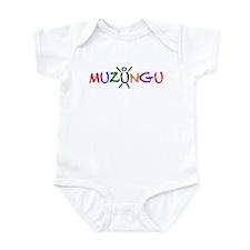 Happy Muzungu Infant Bodysuit