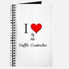 I Love My Air Traffic Controller Journal