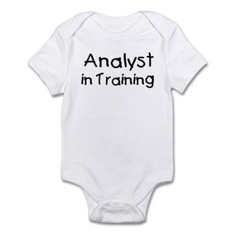 Analyst in Training Infant Bodysuit