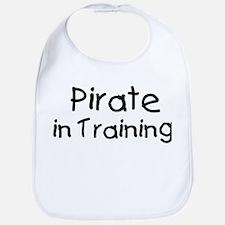 Pirate in Training Bib