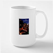 Lombard Street San Francisco Mugs