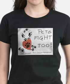 Pets Fight Too T-Shirt