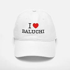 I Love BALUCHI Baseball Baseball Cap