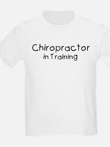 Chiropractor in Training T-Shirt