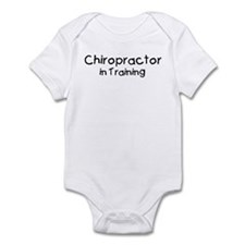 Chiropractor in Training Infant Bodysuit