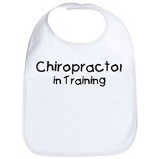 Chiropractor in Training Bib