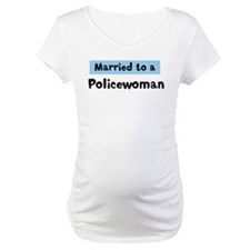 Married to: Policewoman Shirt