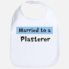 Married to: Plasterer Bib