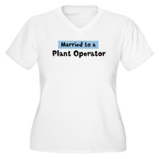 Married to: Plant Operator T-Shirt