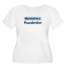 Married to: Pawnbroker T-Shirt