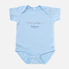 Blueberries Infant Bodysuit
