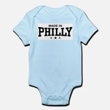 Made in Philly Infant Bodysuit