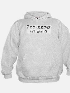 Zookeeper in Training Hoodie