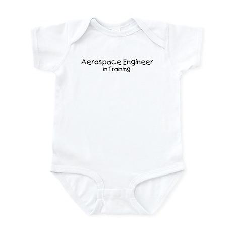 Aerospace Engineer in Trainin Infant Bodysuit