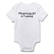 Pharmacist in Training Infant Bodysuit