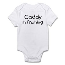 Caddy in Training Onesie