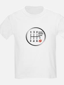 Chicks Driving Sticks T-Shirt