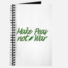 Make Peas not War Journal