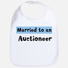 Married to: Auctioneer Bib