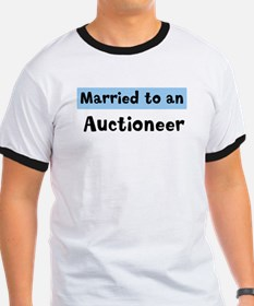 Married to: Auctioneer T