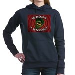George The Goblin Women's Hooded Sweatshirt