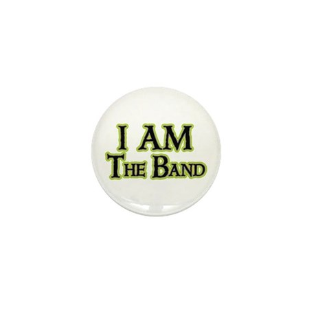 I AM The Band Mini Button (10 pack)