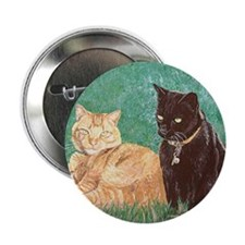 "Puma Cats 2.25"" Button (10 pack)"