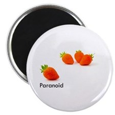 """Paranoid 2.25"""" Magnet (10 pack)"""