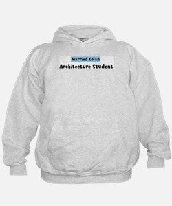 Married to: Architecture Stud Hoodie