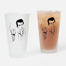 Unique Martin Drinking Glass