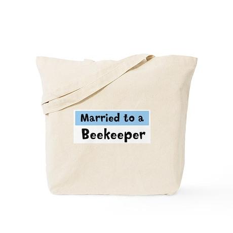 Married to: Beekeeper Tote Bag