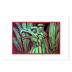 Eagle Psychedelic Postcards (Package of 8)