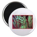"""Eagle Psychedelic 2.25"""" Magnet (100 pack)"""
