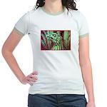 Eagle Psychedelic Jr. Ringer T-Shirt