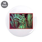 "Eagle Psychedelic 3.5"" Button (10 pack)"