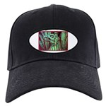 Eagle Psychedelic Black Cap
