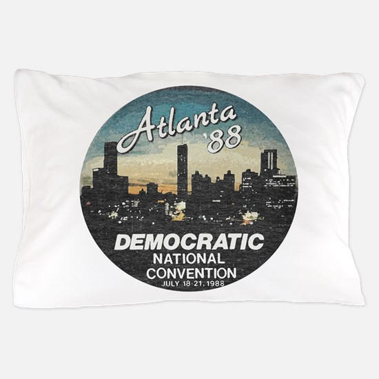 DNC1988faded.png Pillow Case