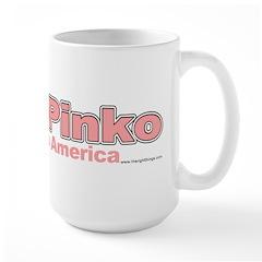 Code Pinko Large Mug